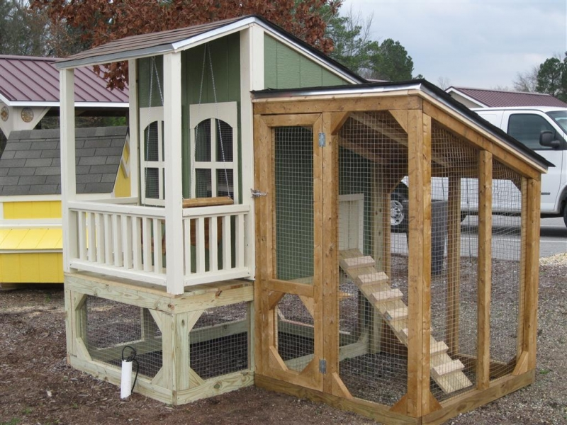 Chicken Coops :: Curtiss Coops and Yardbarns